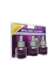 Feliway Classic navulling 1 maand 48 ml - Tripack (3 stuks)