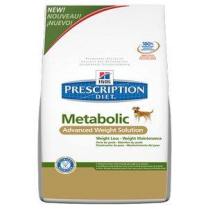 Hill`s Metabolic hond 4 kg