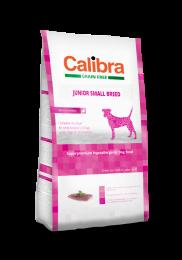 Calibra Dog Grain Free Junior Small Breed Eend/aardappel 2kg