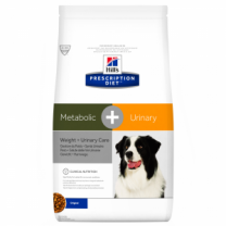 Hill`s Metabolic + Urinary canine 12 kg