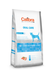 Calibra Dog Nutrition Oral Care Kip/Rijst 7 kg