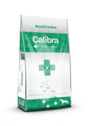 Calibra Dog Veterinary Diets - Renal & Cardiac Rijst/Ei 12kg