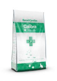 Calibra Cat Veterinary Diets Renal & Cardiac Rijst/ei 1.5kg
