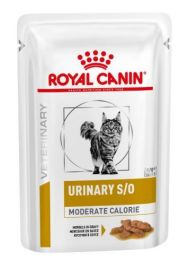 Royal Canin Cat Urinary S/O Moderate Calorie - 1 x 12 porties
