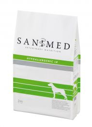 Sanimed Hypoallergenic Lam/ Rijst hond 3 kg