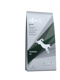 Trovet NVD Hond Exclusion 12.5 kg