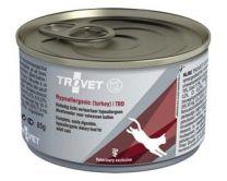 Trovet Hypoallergenic TRD (turkey) Kat - 24 x 85 gram blikjes