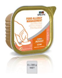 Specific CDW Food Allergy Management 6 x 300 gram