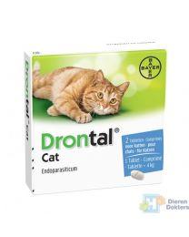 Drontal Cat 10 tabletten