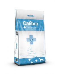Calibra Dog Veterinary Diets Hepatic Zalm/rijst 12kg