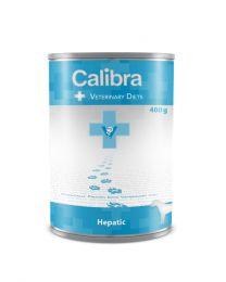 Calibra Dog Veterinary Diets - Hepatic 6 x 400 gram blikken