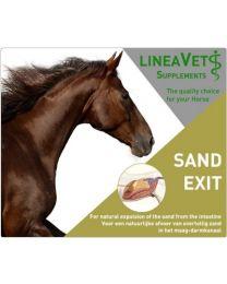 Sand-ex = Sand exit 5 kg