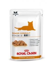 Royal Canin Cat Vet Care Senior Stage 2 - 12 x 100 gram porties natvoeding