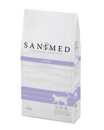 Sanimed Senior Cat 4,5 kg