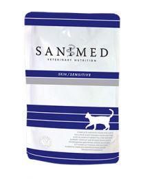 Sanimed Skin (Atopy) Cat pouch 12 x 100 gram