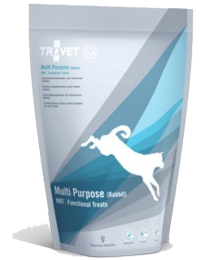 Trovet Multi Purpose (Rabbit) MRT = RRT Functional Treats Hond 400 gram