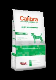 Calibra Dog Hypoallergenic Adult - Medium Breed Lam/rijst 14 kg