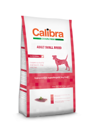 Calibra Dog Grain Free Small Breed Eend/Aardappel 7kg