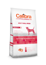 Calibra Dog Hypoallergenic Adult - Small Breed Kip/rijst 7 kg
