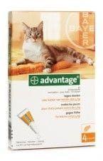 Advantage 40 Kat < 4 kg
