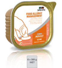 Specific CDW Food Allergy Management 6 x 300 gram
