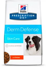 Hill's Derm Defense  Prescription Diet  Canine  12 kg