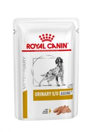 Royal Canin Dog Urinary S/O 7+ Pouch