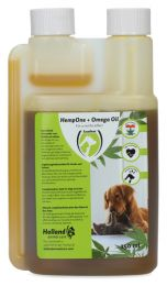 HempOne + Omega hond-kat 250ml