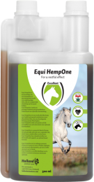 Equi HempOne oil Paard 500ml