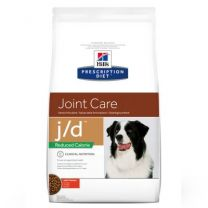 Hill`s Canine J/D reduced calory 4 kg