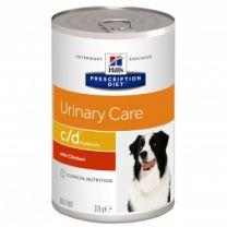Hill`s Canine C/D 12 blikken a 370 gram