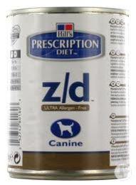 Hill`s Canine Z/D blik 12 x 370 gram