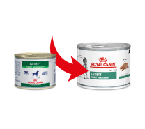Royal Canin Dog Satiety Support  tray 12 blikken a 195 gram