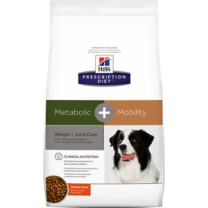 Hill`s Metabolic plus Mobility hond 12 kg