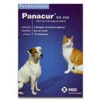 Panacur KH 250 10 tabletten