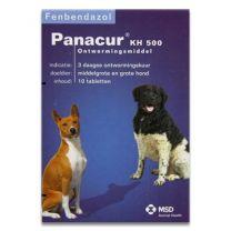 Panacur KH 500 10 tabletten