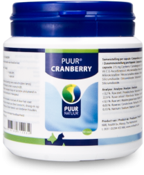 PUUR Cranberry compleet 90 capsules
