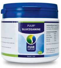 Puur Glucosamine basis hond/ kat 300 gram
