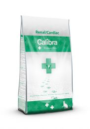 Calibra Cat Veterinary Diets Renal & Cardiac Rijst/ei 1.5kg