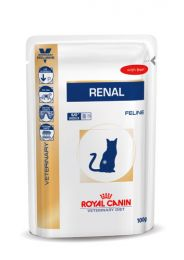 Royal Canin Renal Cat Rund - 12 porties 85 gram