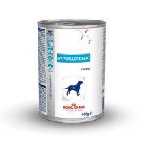 Royal Canin Dog Hypoallergenic blik 12 x 400 gram