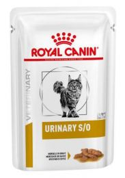 Royal Canin Cat Urinary S/O Morsels in Gravy - 1 x 12 porties