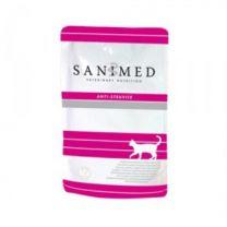 Sanimed Anti Struvite Cat 12 x 100 gram pouches