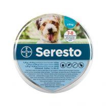 Seresto hond minder dan 8 kg - 38 cm