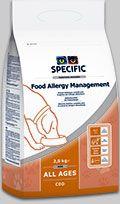 Specific CDD Food Allergy Management 2,5 kg