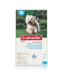 Advantix hond 100/500