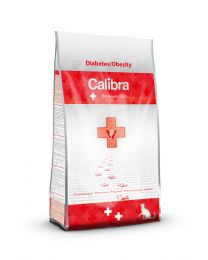 Calibra Cat Veterinary Diets - Diabetes & Obesity Kip/aardappel 5kg