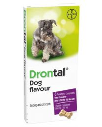 Drontal Dog 48 tabletten