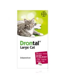 Drontal Large Cat 10 tabletten
