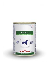 Royal Canin Dog Satiety Support  tray 12 blikken a 410 gram